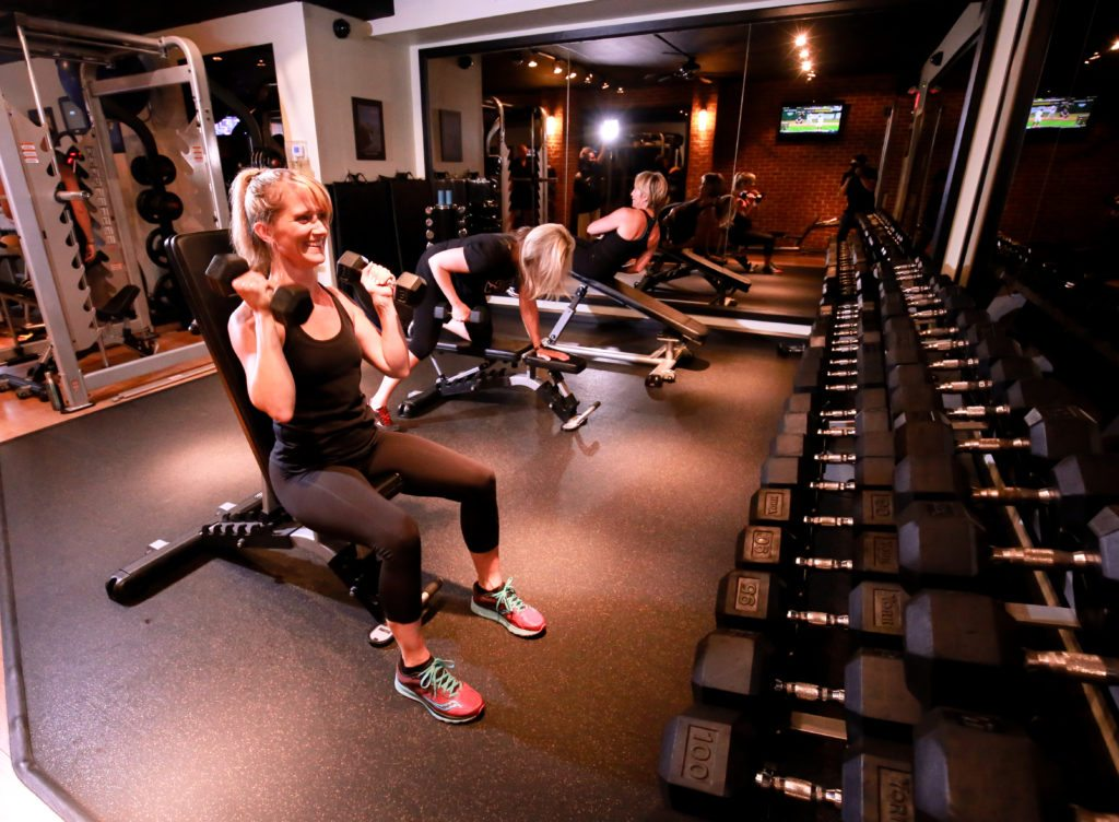 Gyms in Hamilton Ontario