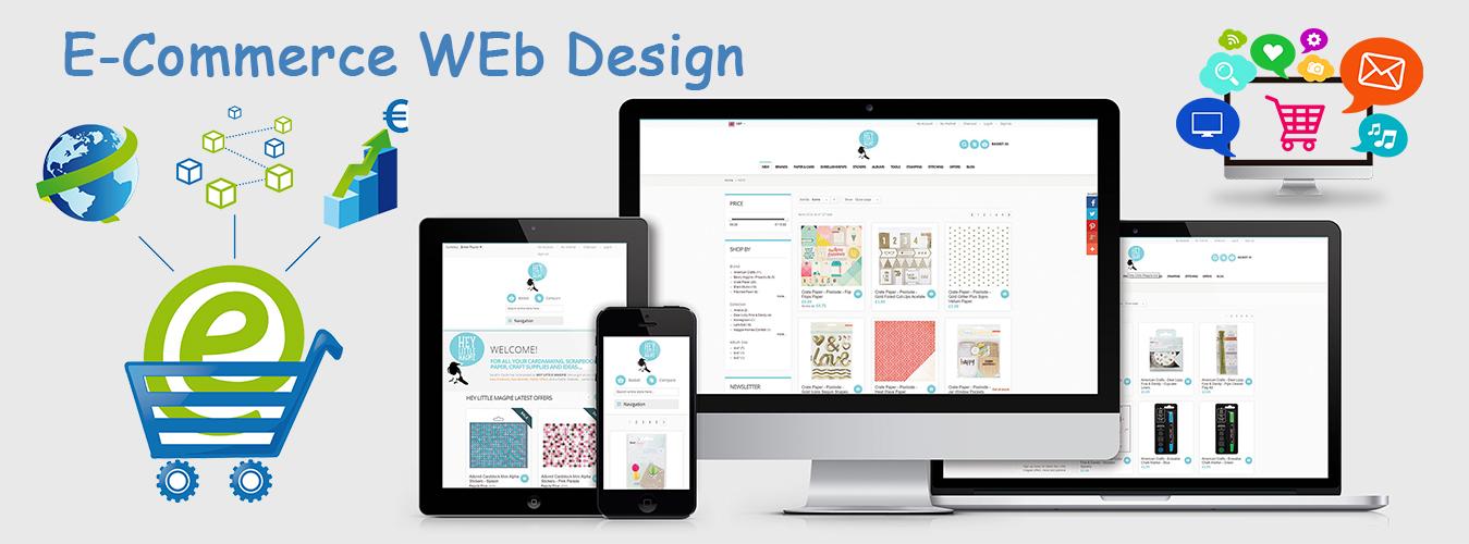 Best Ecommerce Web Design Services
