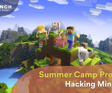 coding and robotics summer camp