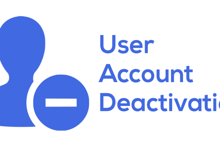 Amazon Account Deactivation